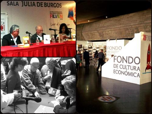 Presentación del libro Las horas situadas, Venezuela