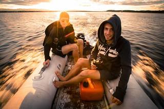 Lac Champlain 2013