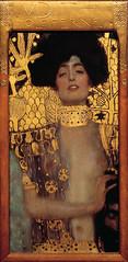 Gustav Klimt, Judith I (Wikimedia Commons)