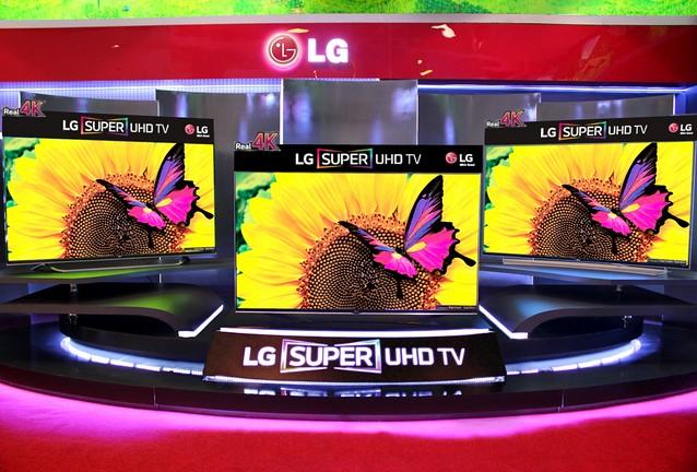 LG Super UHD TV 4