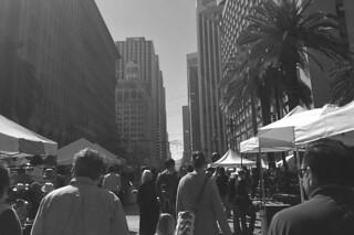 Sunday Streets Embarcadero - Justin Herman Plaza