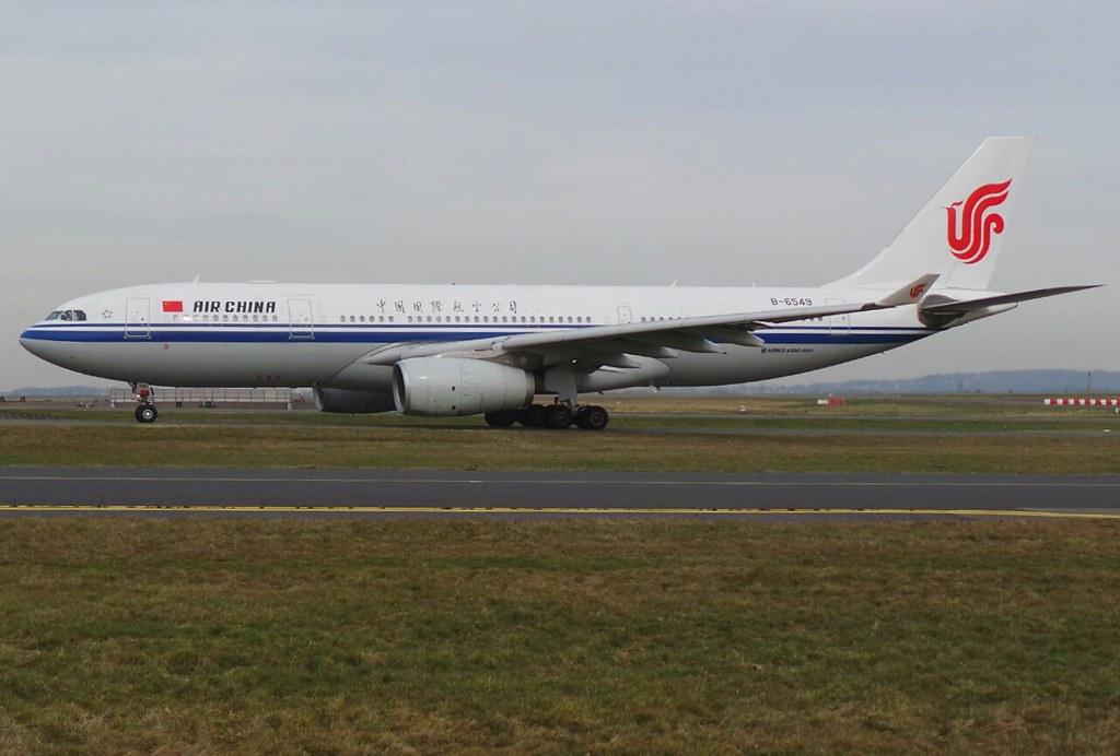 B-6549 - A332 - Air China