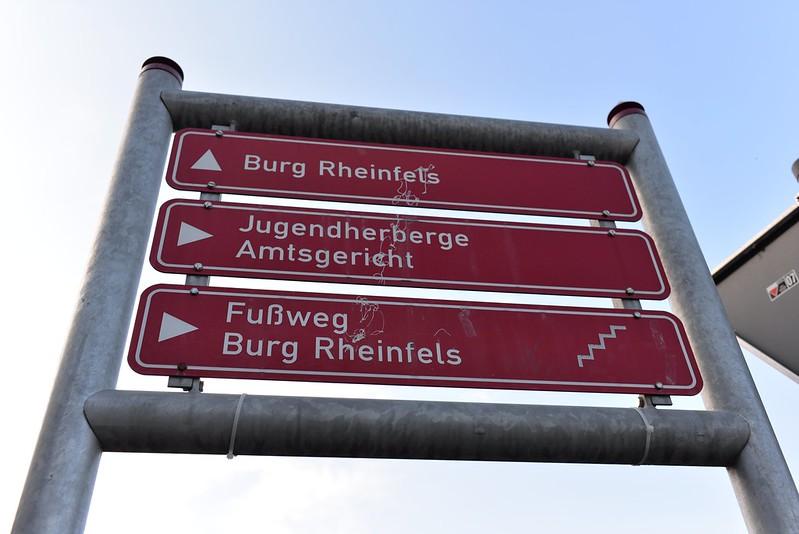 ドイツ路地裏散歩の旅 ザンクト・ゴアール St Goar ANAxトラベラーズ 2015年3月22日