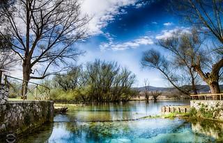 Lago di Posta Fibreno in HDR