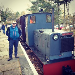 Billy and his engine...