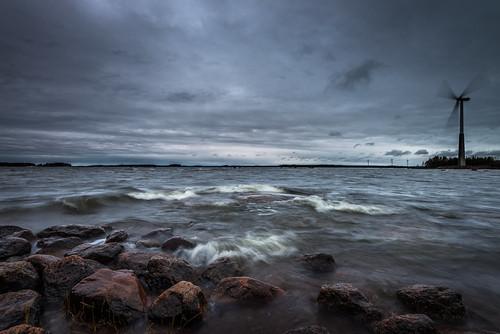 sea windmill nikon windmills nikkor jyrki gulfoffinland d600 summa 1635mm salmi hamina matinsaari summanlahti