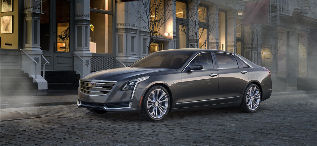 Cadillac extends the top of its range with CT6