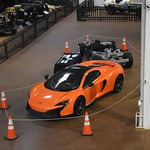 Supercars at the Simeone Museum - a Special Exhibit