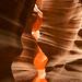 Upper Antelope Slot Canyon by Frank Shufelt