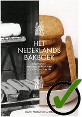 Het Nederlands bakboek - Gaitri Pagrach-Chandra - Afgebakken!
