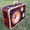 Trying out Shou Sugi Ban (Japanese Burnt Wood) on our WoodGrain cases - #BoomCase #Crispy #Wood