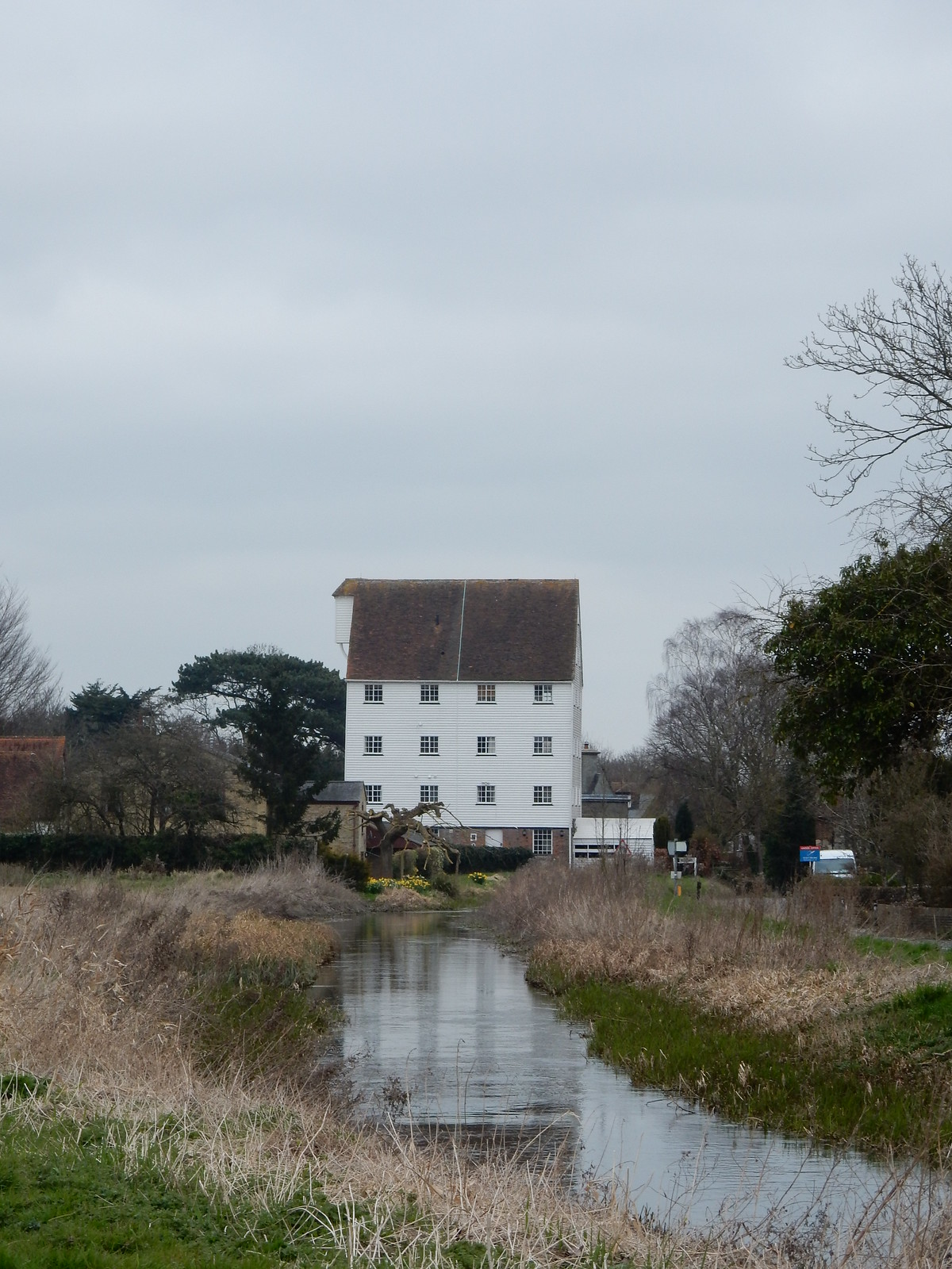 Old Mill Sturry Circular, Whickhambreaux