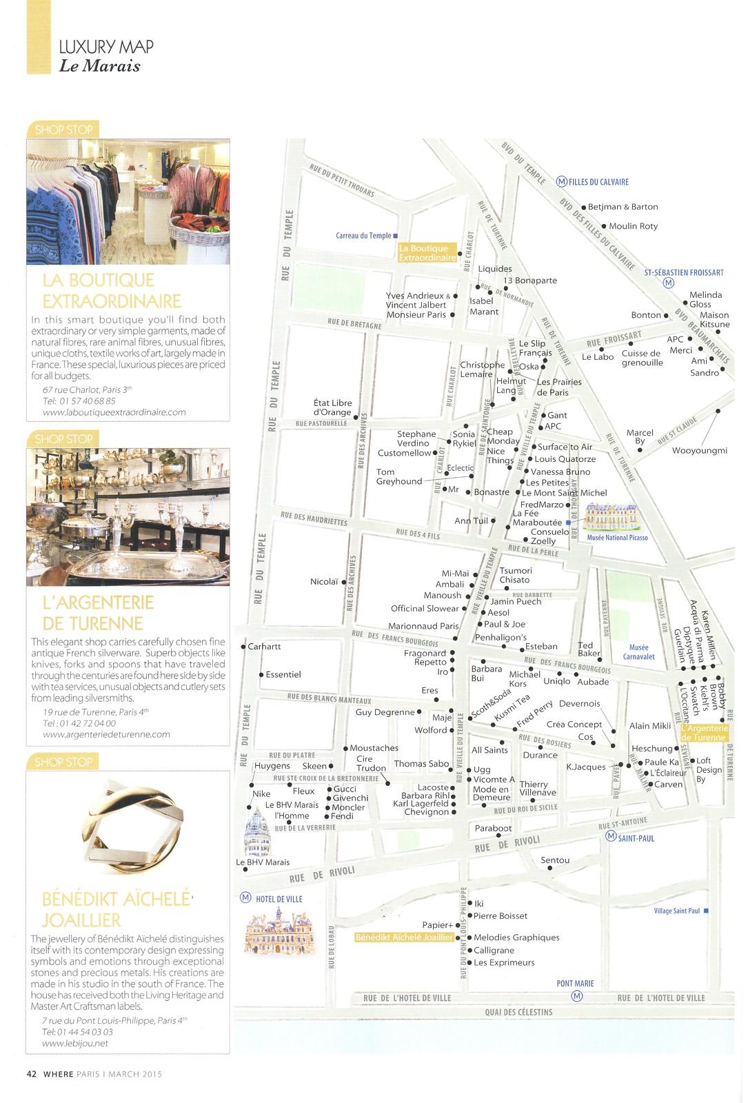 03a6077c3d01 La Boutique Extraordinaire - Mode et Œuvres d art textiles - 67, rue ...