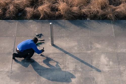 Shadow worker