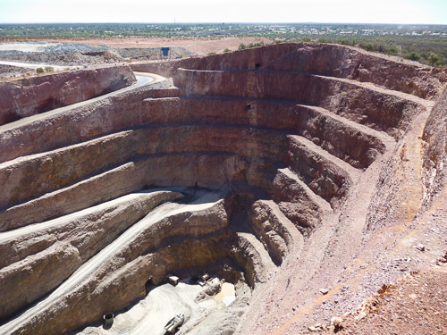 new cobar gold mine