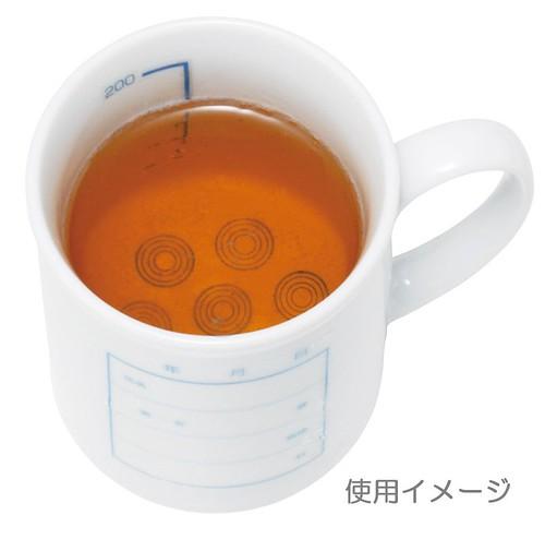 検尿カップ使用イメージ