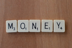 Money Scrabble