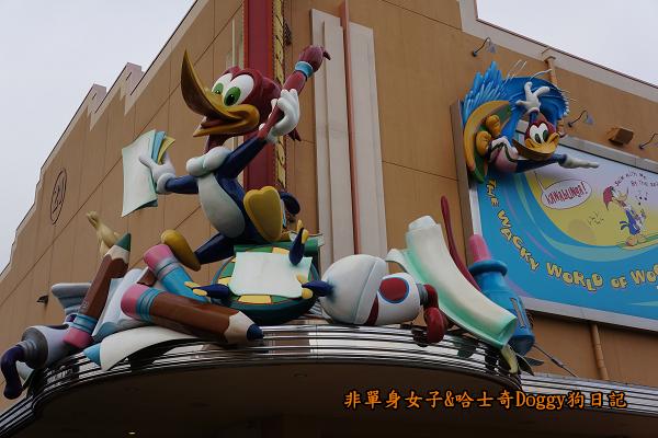 日本大阪環球影城哈利波特進擊的巨人36