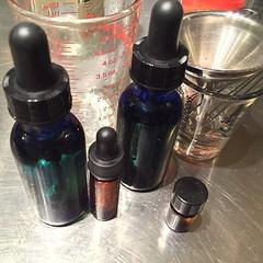 Fresh batch of beard oil. I have a couple extras, Any bearded friends interested?