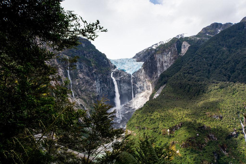 Viaje a la Patagonia Chilena - Ventisquero Colgante Queulat