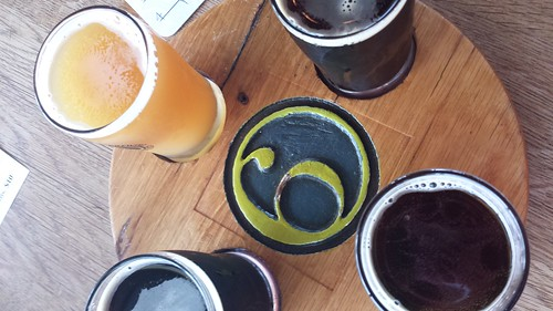 West Sixth Brewing Flight