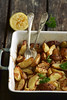 Sidrunikartulid / Greek lemon potatoes