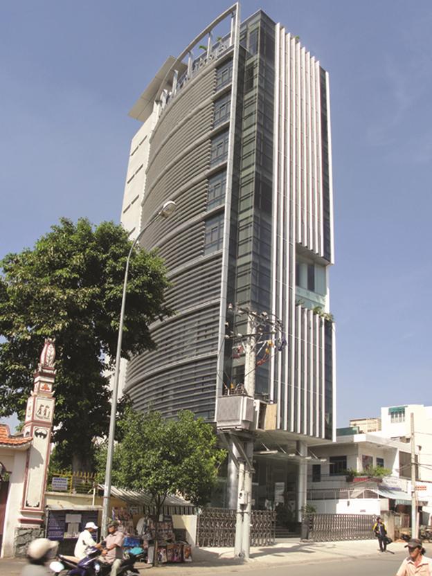 Dự án bất động sản Thảo Điền Building