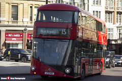 Wrightbus NBFL - LTZ 1412 - LT412 - Stagecoach - Blackwall 15 - London - 150423 - Steven Gray - IMG_0155