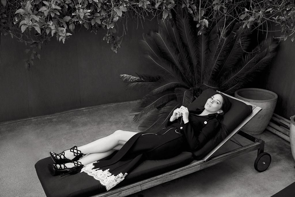 Оливия Манн — Фотосессия для «Fashion» 2016 – 2