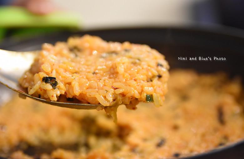 台中韓式料理一中街求求辣年糕菜單價位31