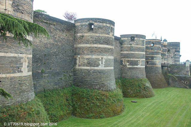 Schloss Wehrtürme