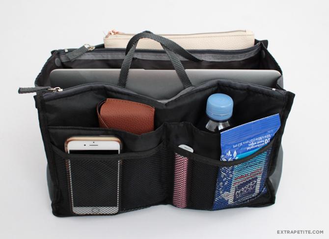 handbag organizer insert for goyard st louis vuitton neverfull tote