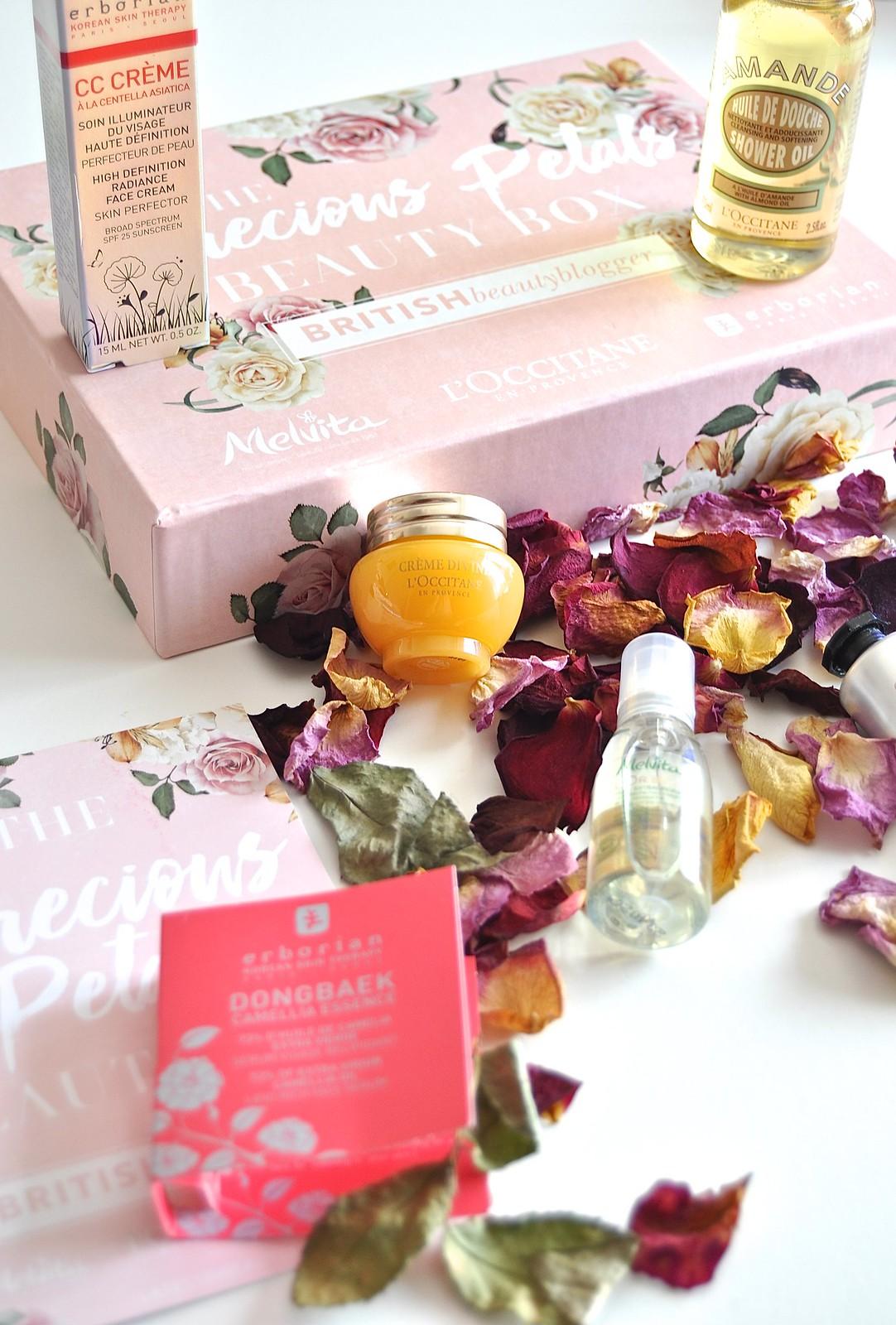BritBeautyBlogger Precious Petals Box 3