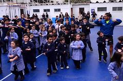 Clinica Deportiva Colegio San Patricio
