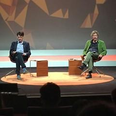 Transhumanisme > Laurent ALEXANDRE vs Jean-Michel BESNIER : un débat tellement fort, drôle et éclairant qu'il parait écrit avec talent #echapee16