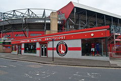 Charlton Athletic Superstore