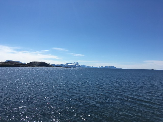 Leaving Bodø