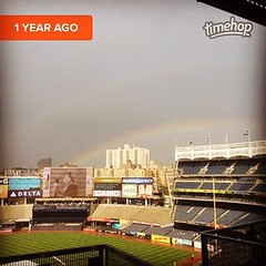 It was a 2x:rainbow: a year ago tonight