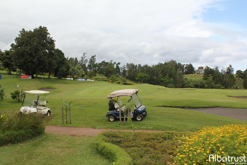 photo du golf Golf du Colorado - Parking
