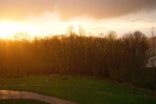 cambridge sunset ohio sky orange nature rain weather clouds evening spring dusk sony april alpha nightfall 2015 a230 guernseycounty ohiostatepark saltforklodge