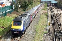 FGW/GWR London Diversions