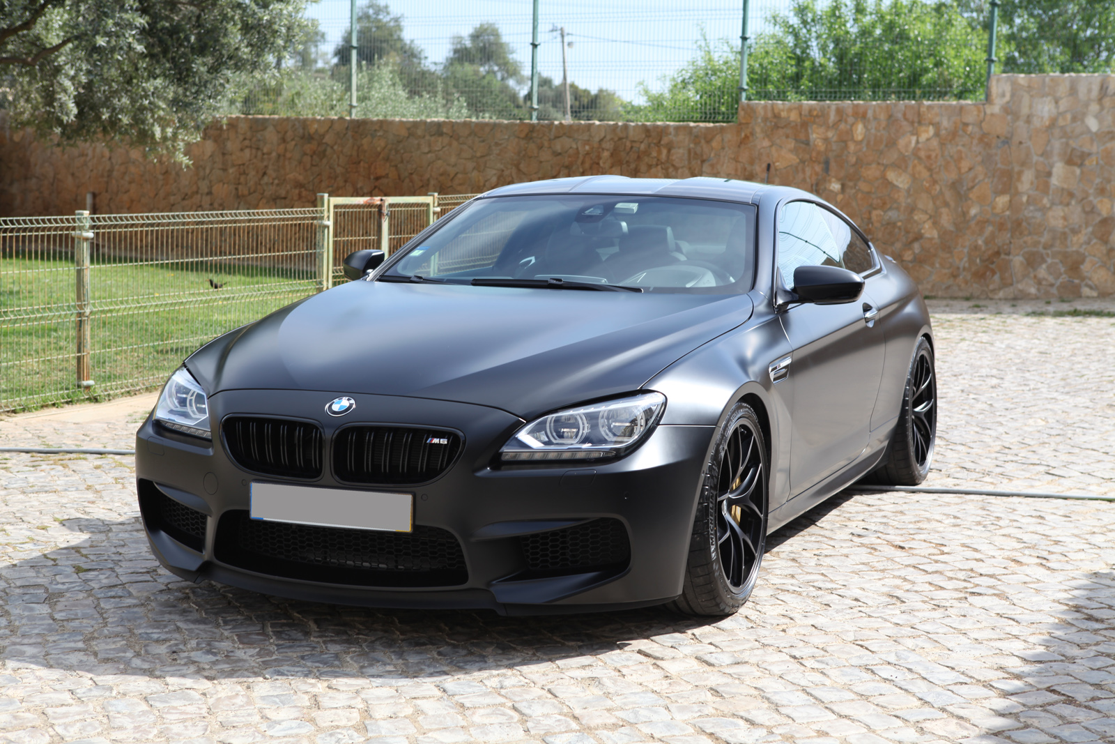 My M6 Coupe Frozen Black 6post Com Bmw 6 Series Forum