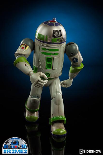Sideshow Collectibles【R2-ME2 設計作品】2015 年星際大戰慶祝活動 PART:3