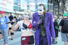 WonderCon 2015 - Harley and Joker