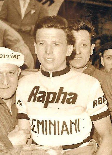 Everaert Pierre maglia Rapha Geminiani