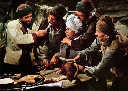 Der Schut (1964) with Ralf Wolter