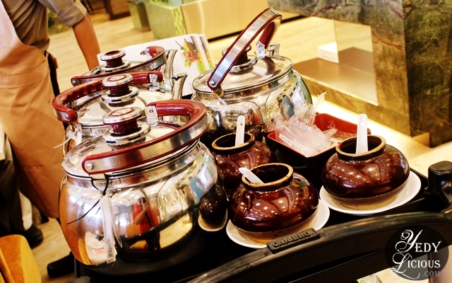 Choose Your Own Broth at Four Seasons Buffet HotPot City SM MOA