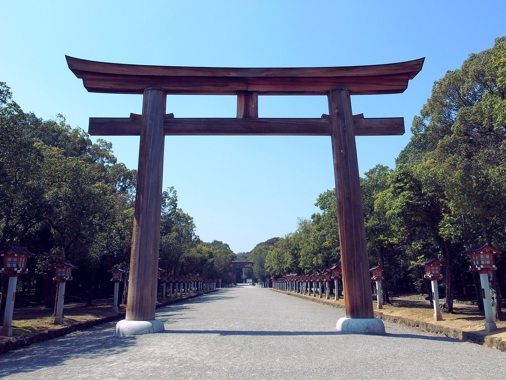 Kashihara Jingū Shrine 橿原神宮