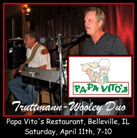 Truttmann-Wooley Duo 4-11-15
