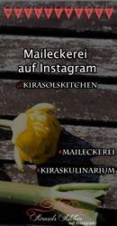 Banner #Maileckerei #KirasKulinarium